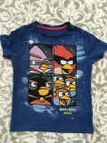 Tricko ANGRY BIRDS MARKS AND SPENCER