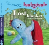 Knížka interakt. hmatací IN THE NIGHT GARDEN IGGLE PIGGLE LOST BLANKET angl