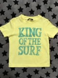 Tricko KING OF THE SURF GEORGE NOVY