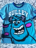 Tričko SULLEY MONSTER UNIVERSITY DISNEY
