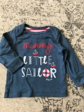 Tričko MUMMYS LITTLE SOLDIER MOTHERCARE NOVÉ