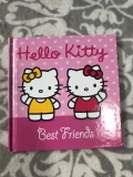 Knížka HELLO KITTY BYST FRIENDS angl