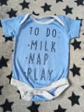 Body TO DO MILK NAP PLAY PEPE&CO