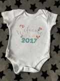 Body WELCOME LITTLE ONE 2017