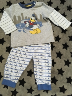 Pyzamo DONALD DUCK DISNEY
