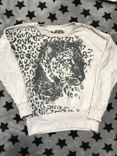 Mikinka s leopard YOUNG DIMENSION