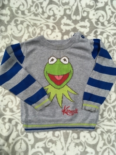 Svetr KERMIT THE FROG DISNEY