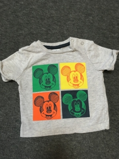 Tričko MICKEY MOUSE DISNEY