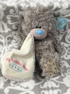Medvídek BIG CUDDLES TATTY TEDDY NOVY