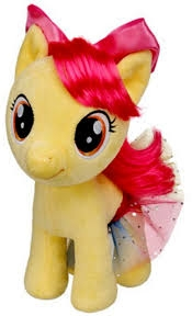 MY LITTLE PONY APPLE BLOSSOM
