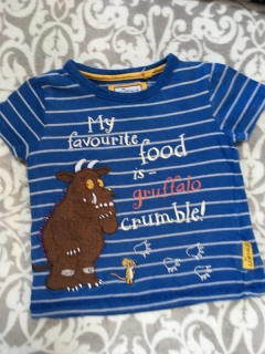 Tricko THE GRUFFALO DEBENHAMS