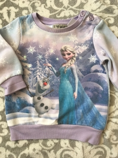 Mikinka FROZEN DISNEY NEXT