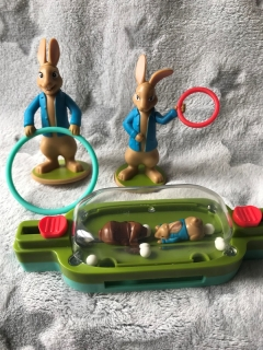 3x peter rabbit
