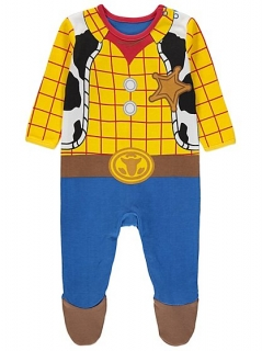 Overálek WOODY TOY STORY DISNEY