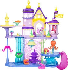 MY LITTLE PONY Seaquestria Castle Playset