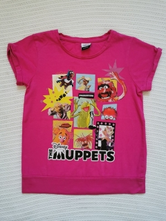 Tričko THE MUPPETS DISNEY vel. 134cm