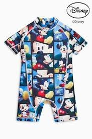 Mickey mouse plavky NEXT DISNEY 68cm