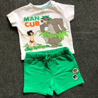 Letni Setík MAN CUB JUNGLE BOOK DISNEY 68cm
