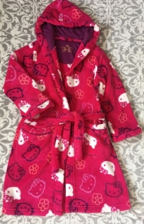 Fleece Zupanek HELLO KITTY MARKS AND SPENCER