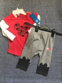 Minnie Mouse souprava ADIDAS DISNEY