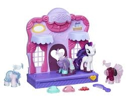 MY LITTLE PONY BOUTIQUE PLAY SET