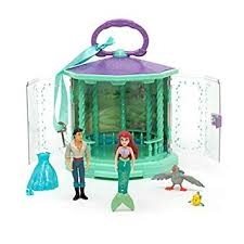 DISNEY LITTLE MERMAID PLAYSET