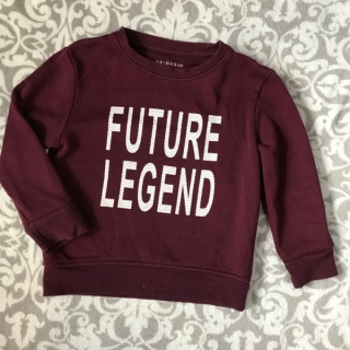 Mikinka FUTURE LEGEND PRIMARK