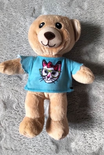 Maly medvídek BUILD A BEAR