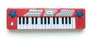 Chad Valley Electronic Keyboard NOVE