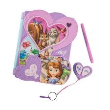 Sofia The First Electronic Diary DISNEY NOVE