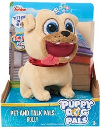 Mluvící PUPPY DOG PALS DISNEY