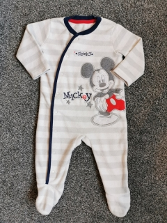 Fleece overálek MICKEY MOUSE DISNEY