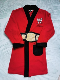 Fleece župan WORLD OF WRESTLING