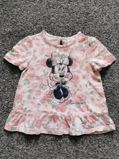 Tričko MINNIE MOUSE DISNEY 80CM