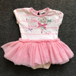 TUTU Body s víla LITTLE SPARKLY PRINCESS BABY