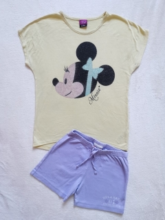 Tričko a karatsy MINNIE MOUSE DISNEY 134cm