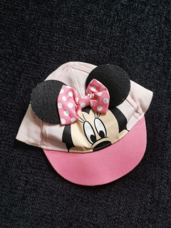 Kšiltovka MINNIE MOUSE DISNEY 12-24měs.