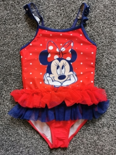 Tutu plavky MINNIE MOUSE DISNEY 116cm