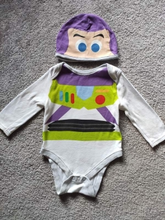 Body a čepička TOY STORY DISNEY 74cm