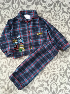 Flanel Pyzamo THOMAS THE TANK ENGINE BHS